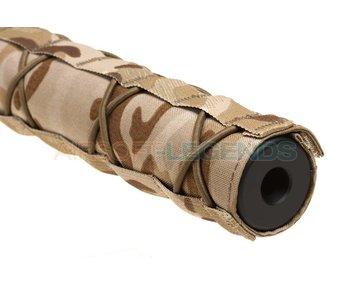 Emerson 22cm Suppressor Cover Multicam Arid