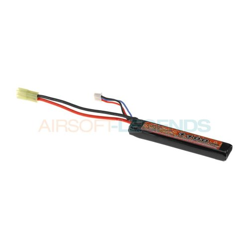 VB Power VB Power Lipo 7.4V 1100mAh 20C Stock Tube Type