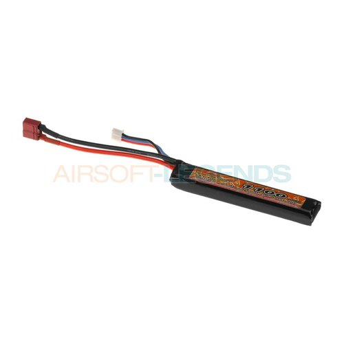 VB Power VB Power Lipo 7.4V 1100mAh 20C Stock Tube Type T-Plug
