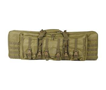 """Valken Tactical 36"""" Double Gun Bag Tan"""