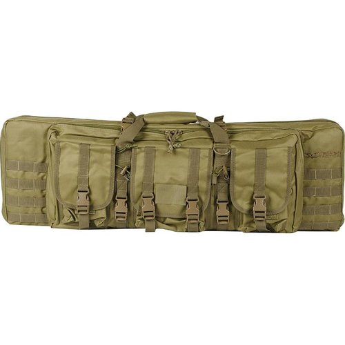 "Valken Valken Tactical 36"" Double Gun Bag Tan"