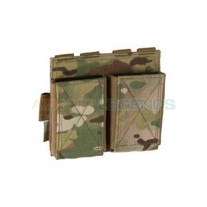 Warrior Assault Systems Warrior Assault Double Elastic Mag Pouch