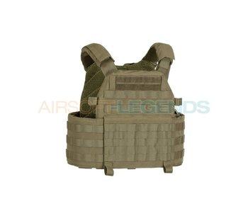 Warrior Assault DCS Plate Carrier Base Ranger Green