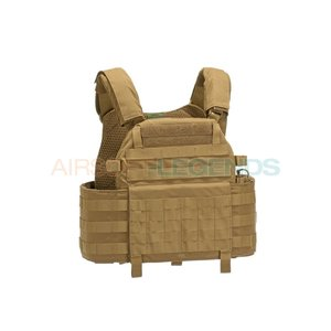Warrior Assault Systems Warrior Assault DCS Plate Carrier Base Coyote