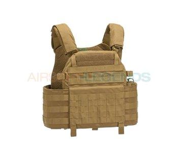 Warrior Assault DCS Plate Carrier Base Coyote