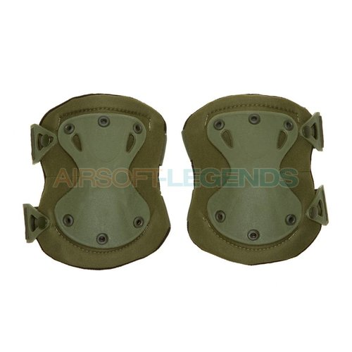 Invader Gear Invader Gear XPD Knee Pads OD