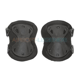 Invader Gear Invader Gear XPD Knee Pads Black