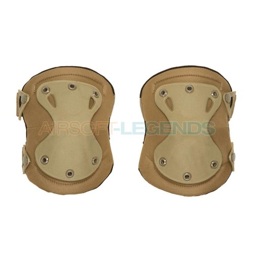 Invader Gear Invader Gear XPD Knee Pads Coyote