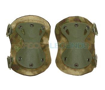 Invader Gear XPD Knee Pads Everglade (A-TACS-FG)