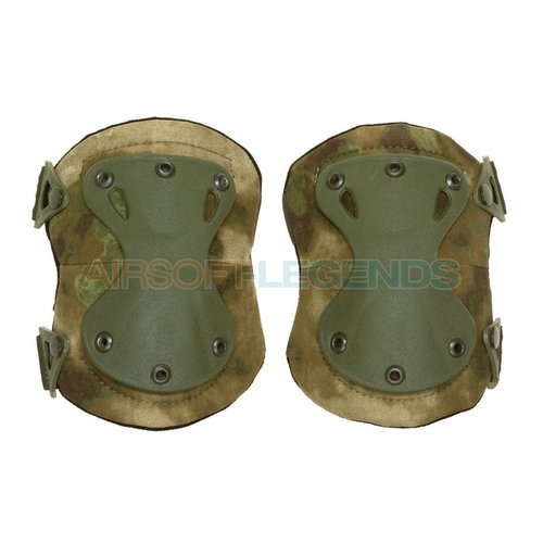 Invader Gear Invader Gear XPD Knee Pads Everglade (A-TACS-FG)