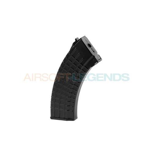 King Arms King Arms Midcap Magazijn AK47 Waffle (140BB's)
