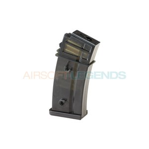 King Arms King Arms Lowcap Magazijn G36 (50BB's)