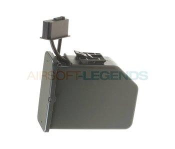 A&K M249 Box Mag (2400BB's)