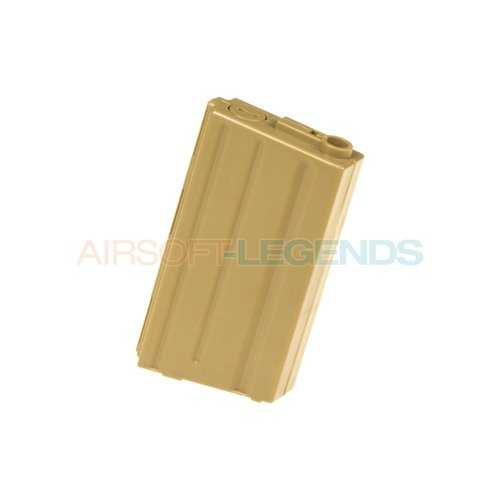Ares Ares M16 VN Realcap Magazijn Desert (20 BB's)