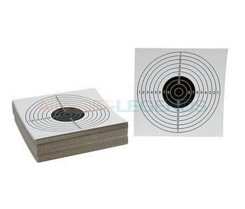 ASG Shooting Target 14x14 cm (100 pieces)