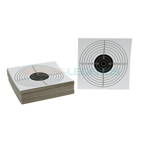 ASG ASG Shooting Target 14x14 cm (100 pieces)