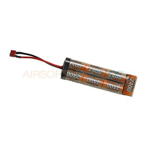 Pirate Arms Pirate Arms 8.4V 2400mAh Large Type T-Plug