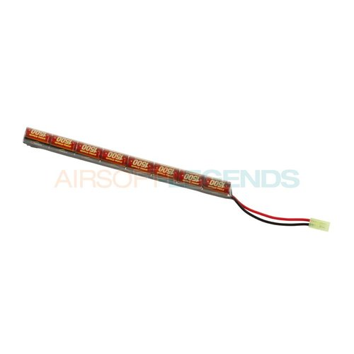 Pirate Arms Pirate Arms 9.6V 1500mAh Stick Type