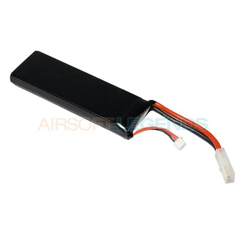 Pirate Arms Pirate Arms 7.4v Lipo 3300mAh 25C Large Type