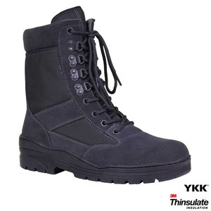 Fostex Fostex Sniper boots with YKK Zipper Grey
