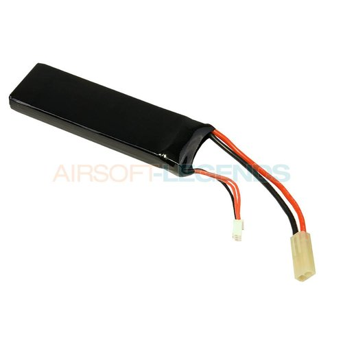Pirate Arms Pirate Arms 11.1v LiPo 1500mAh 15C Mini Type