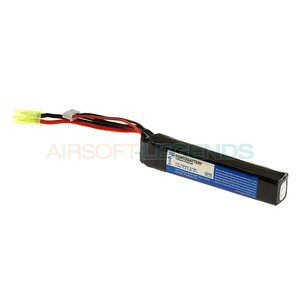 Pirate Arms Pirate Arms 11.1v LiPo 1100mAh 15C Stock Tube Type