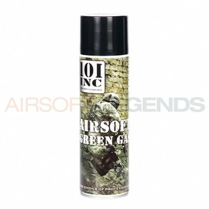 101Inc. 101Inc. Airsoft Green Gas 500ml