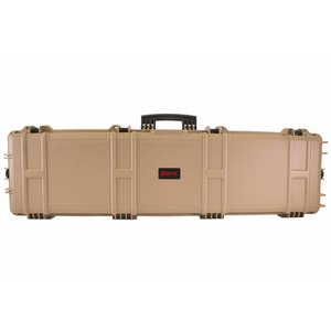 NUPROL Nuprol Large Hard Case Tan XL Pluck Foam