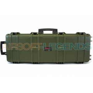 NUPROL Nuprol Large Hard Case Green XL Wave Foam