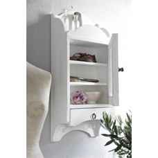 Jeanne d'Arc Living Wall cabinet with shelf