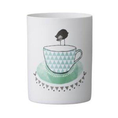 Bloomingville Teacup, ceramic