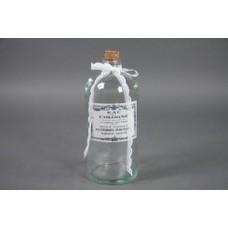 Decostar, Countryfield Flasche mit Korken
