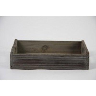 Decostar, Countryfield kleines Tablett aus Holz