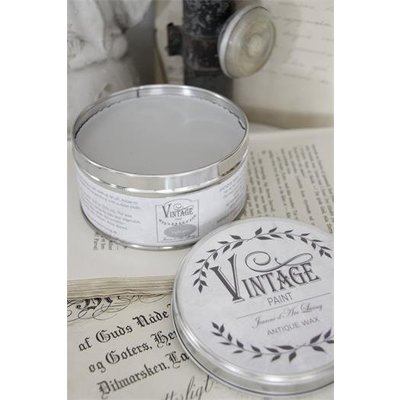 Jeanne d'Arc Living Vintage Wax, Light Grey