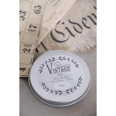 Jeanne d'Arc Living Vintage wax, white 50ml