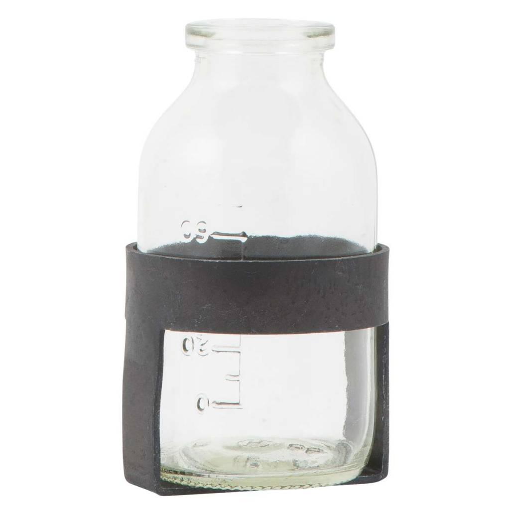 flasche f r stabkerzen von ib laursen das kleine dachst bchen das kleine dachstuebchen. Black Bedroom Furniture Sets. Home Design Ideas