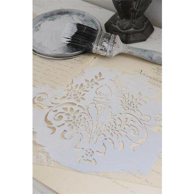 Jeanne d'Arc Living Stencil Flower