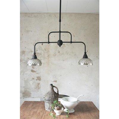 Jeanne d'Arc Living Hanging Lamp, Double Mercur