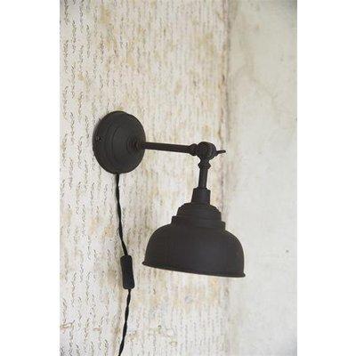 Jeanne d'Arc Living Wall Lamp, Adjustable Metall