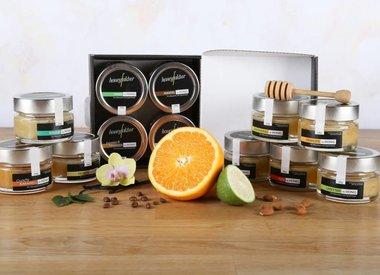 Geschenkset - Honigspezialitäten