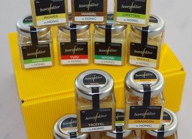 Geschenkideen Honig: unsere minis