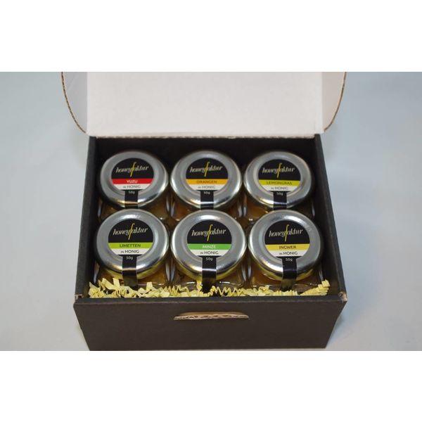 Die fruchtigen Minis: Honigspezialitäten für Menschen mit Geschmack