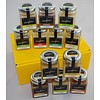 Zwölf verschiedene Honigspezialitäten - eine aussergewöhnliche Geschenkidee mit Honig