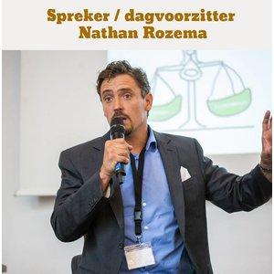 Nathan Rozema als spreker of dagvoorzitter op uw bijeenkomst of symposium