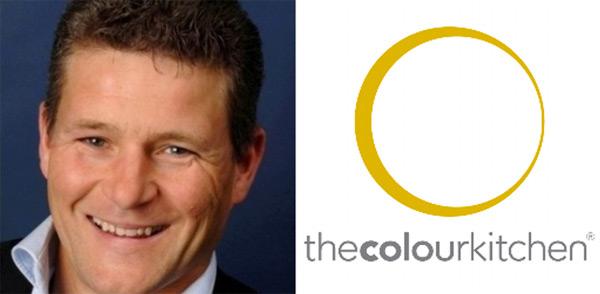 Spreker: Bartel Geleijnse van The Colour Kitchen