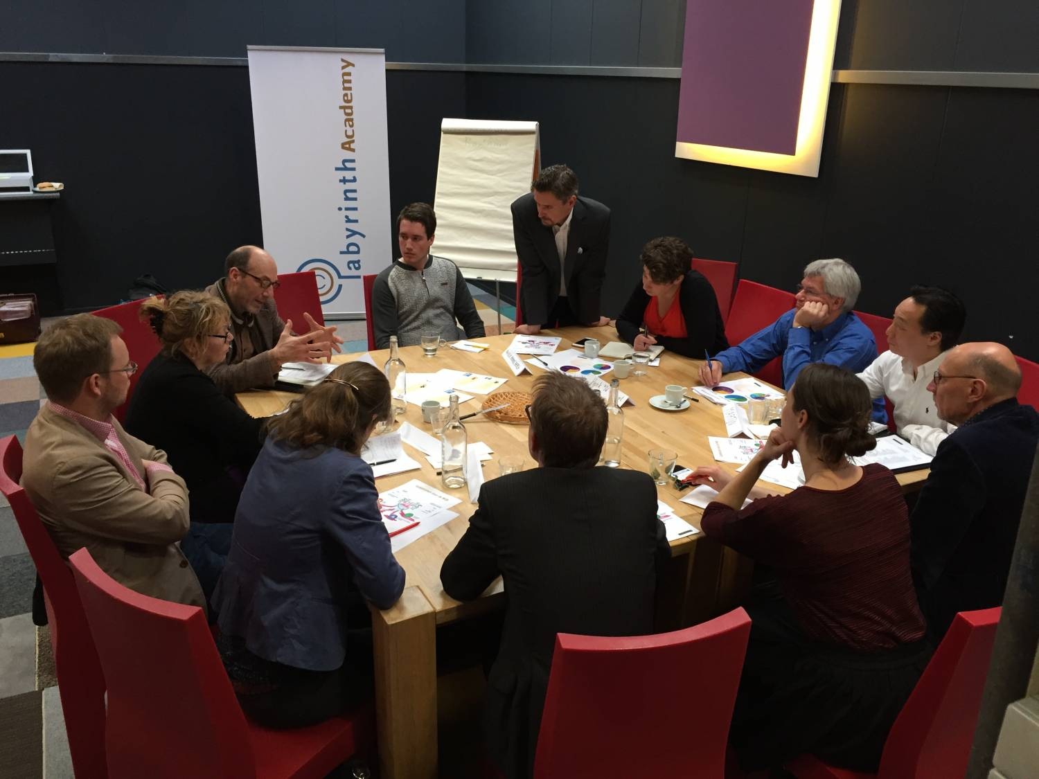 Verslag workshop Geldstromen door de Wijk 27 januari 2015