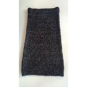 Just Female Mohair knit skirt