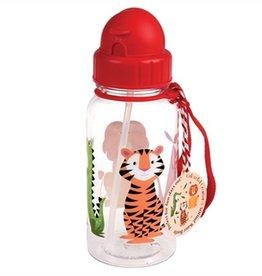 Kinder waterfles/drinkbeker Colourful Creatures