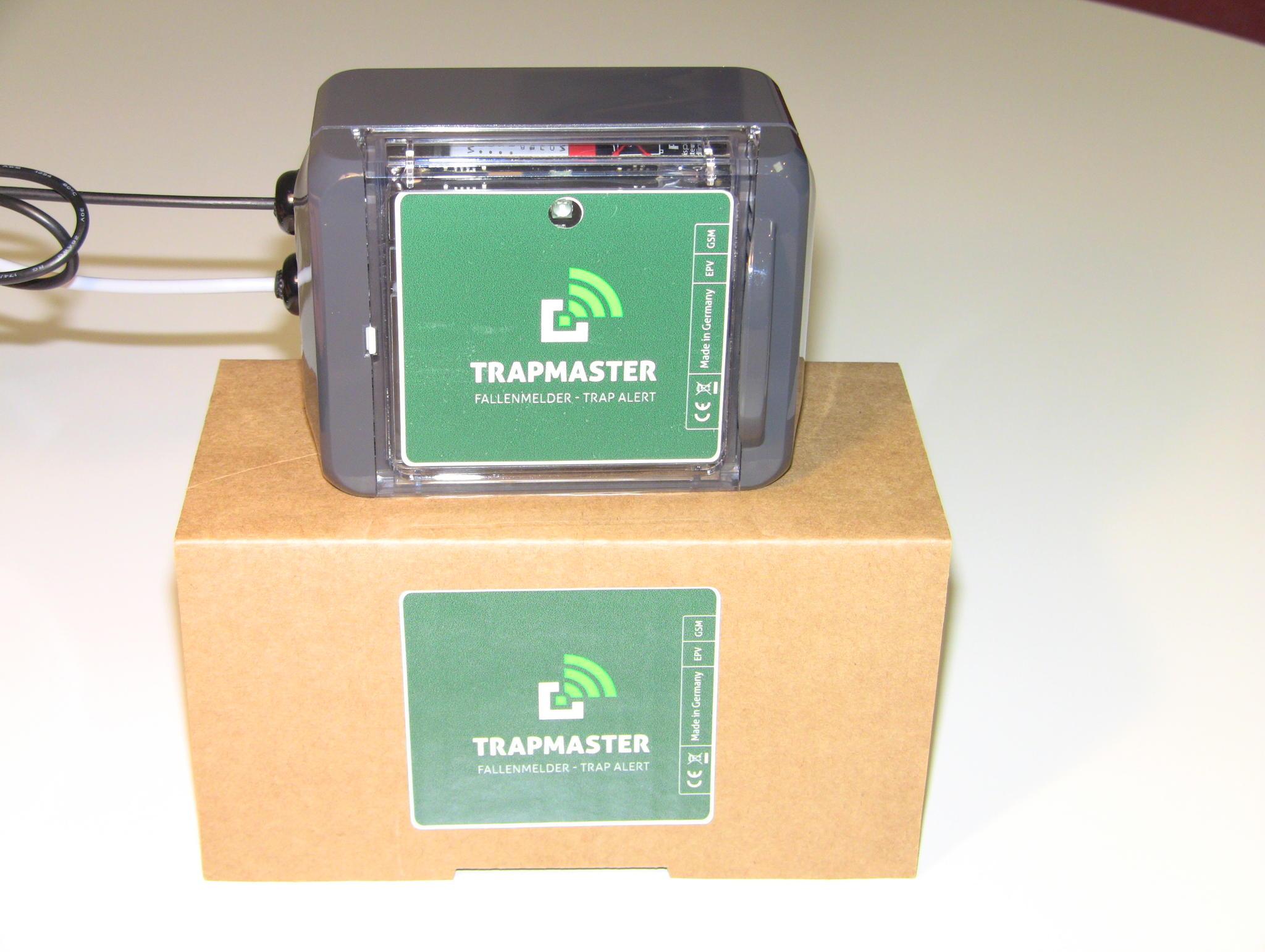 TRAPMASTER trap alert - trap alarm - monitoring system