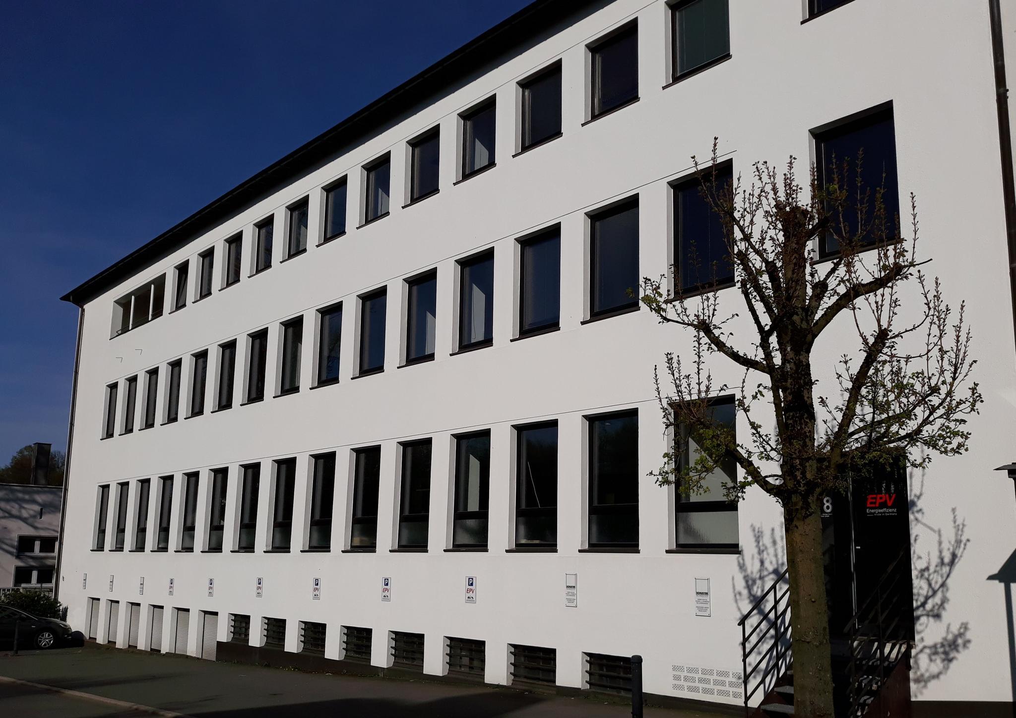 Außenansicht Fallenmelder Hersteller EPV Electronics GmbH Lüdenscheid